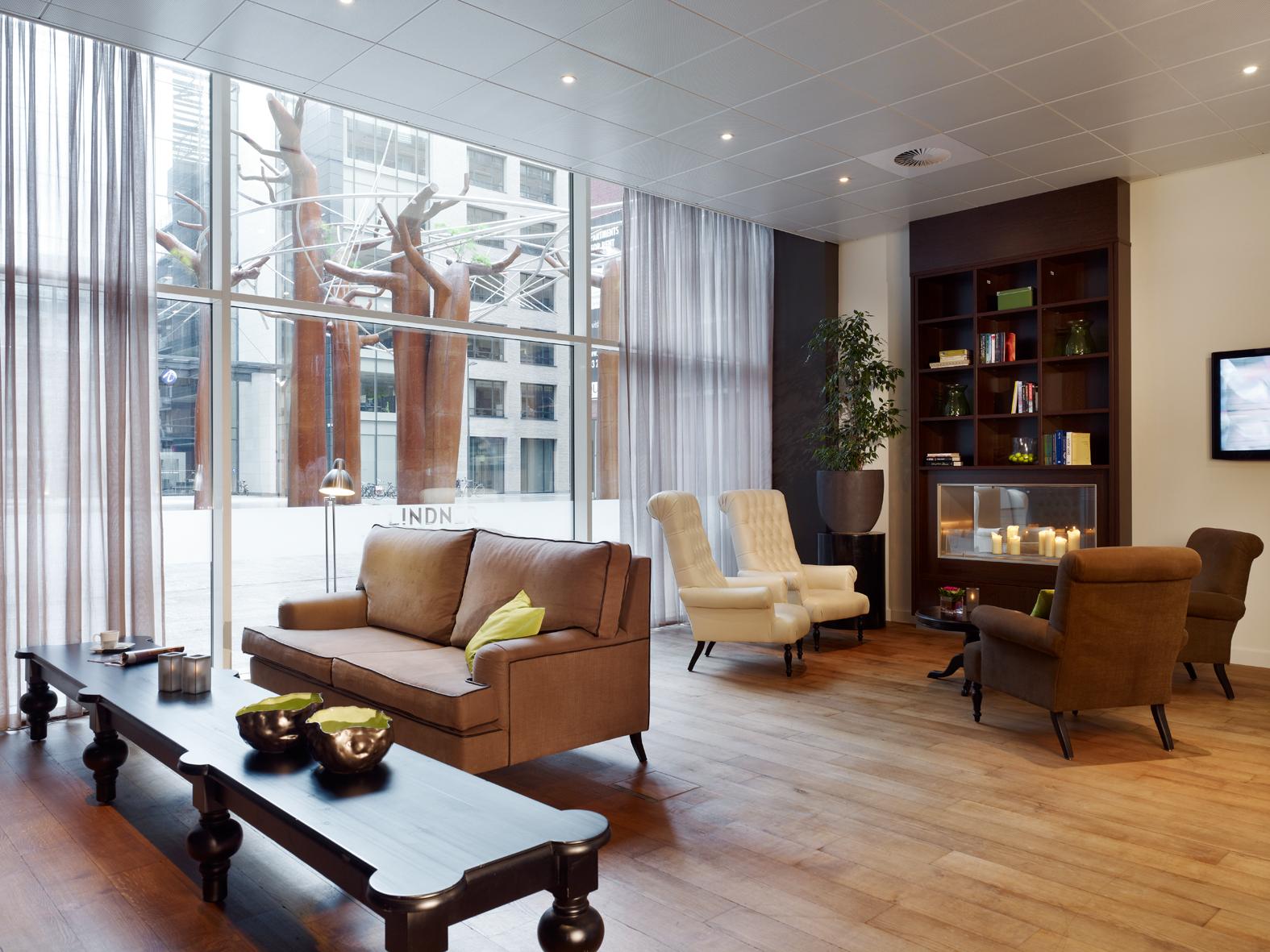 Lindner Hotel & City Lounge | Online Booking | Antwerpen
