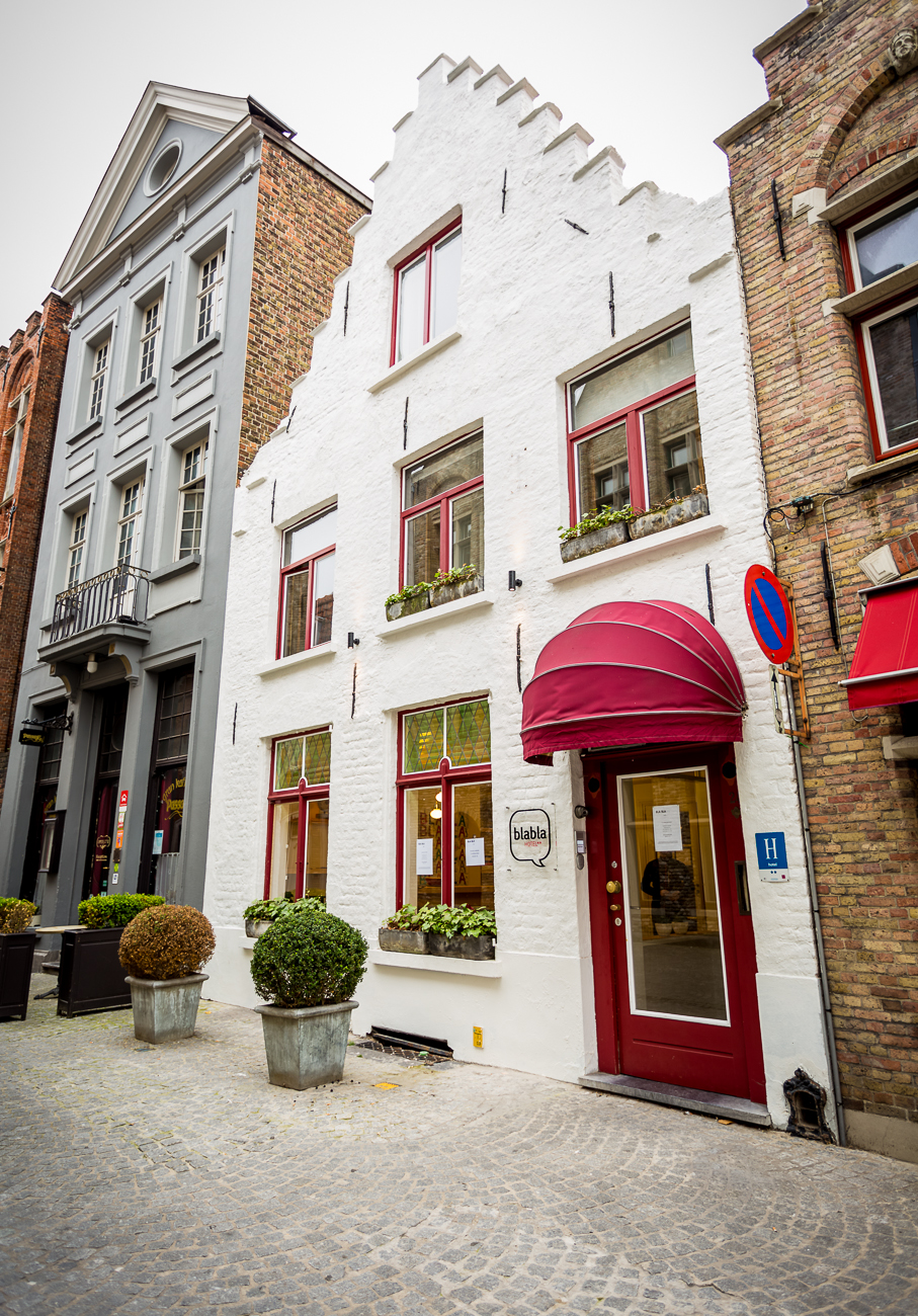 Hotel Bla Bla Online Booking Brugge