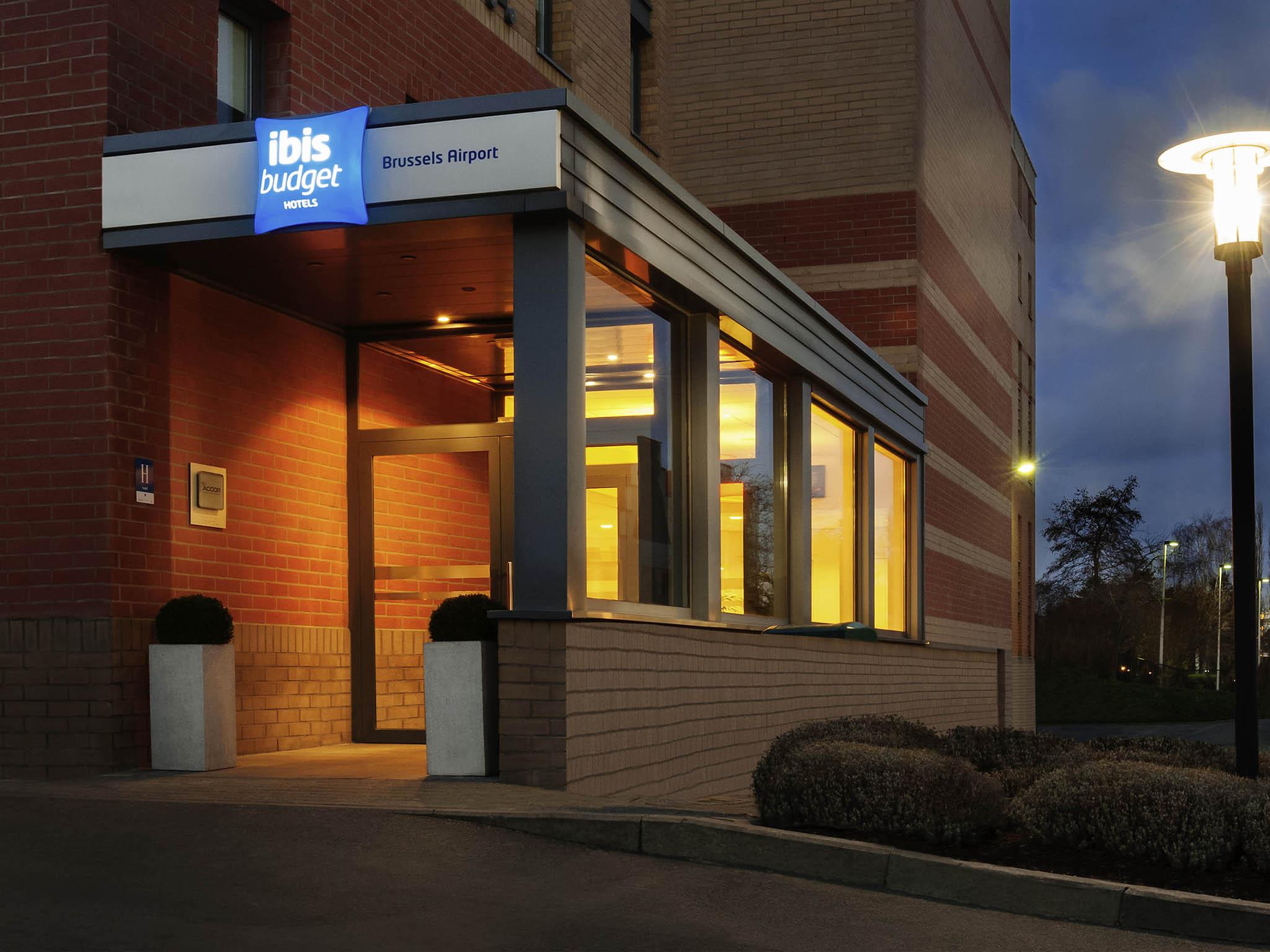 Hotel Bruxelles Ibis Budget