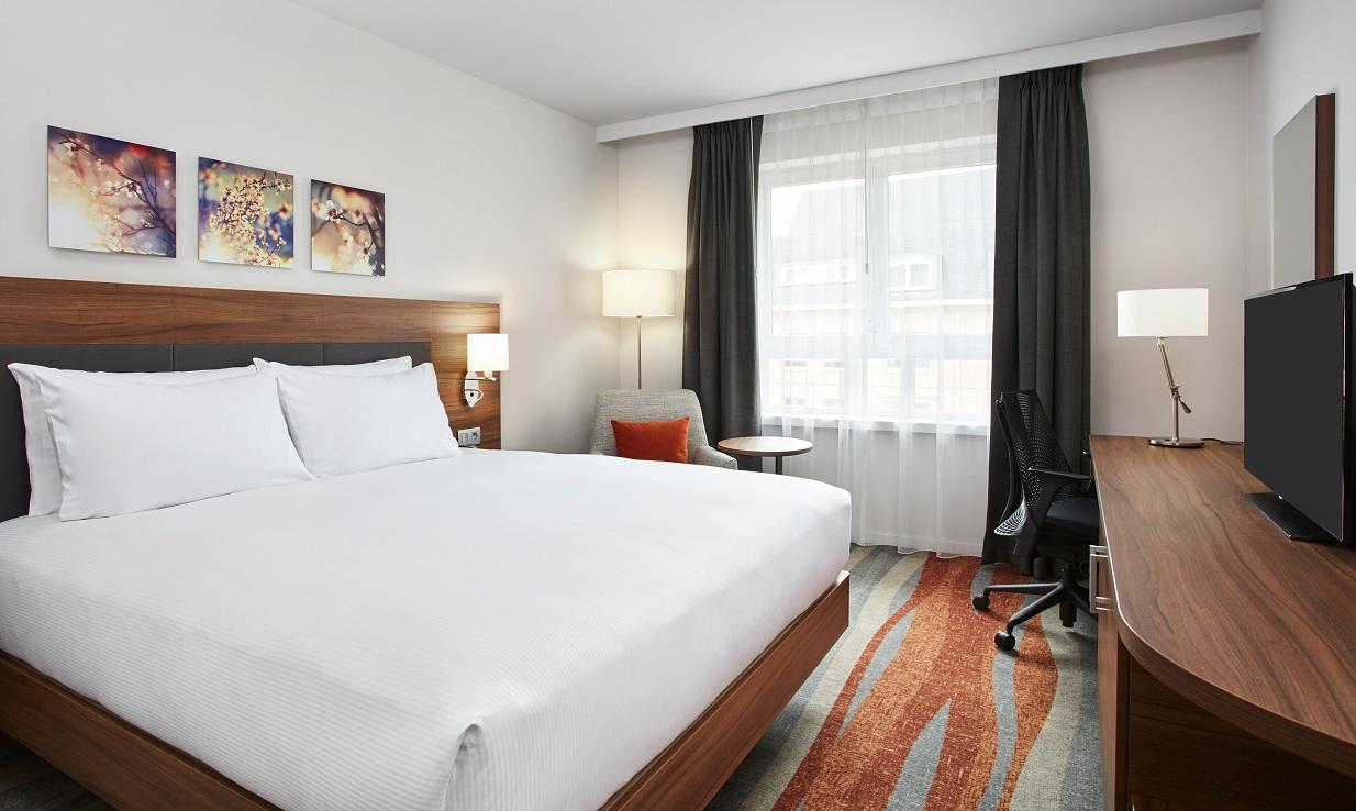 Hilton Garden Inn Brussels City Centre Online Booking Brussels