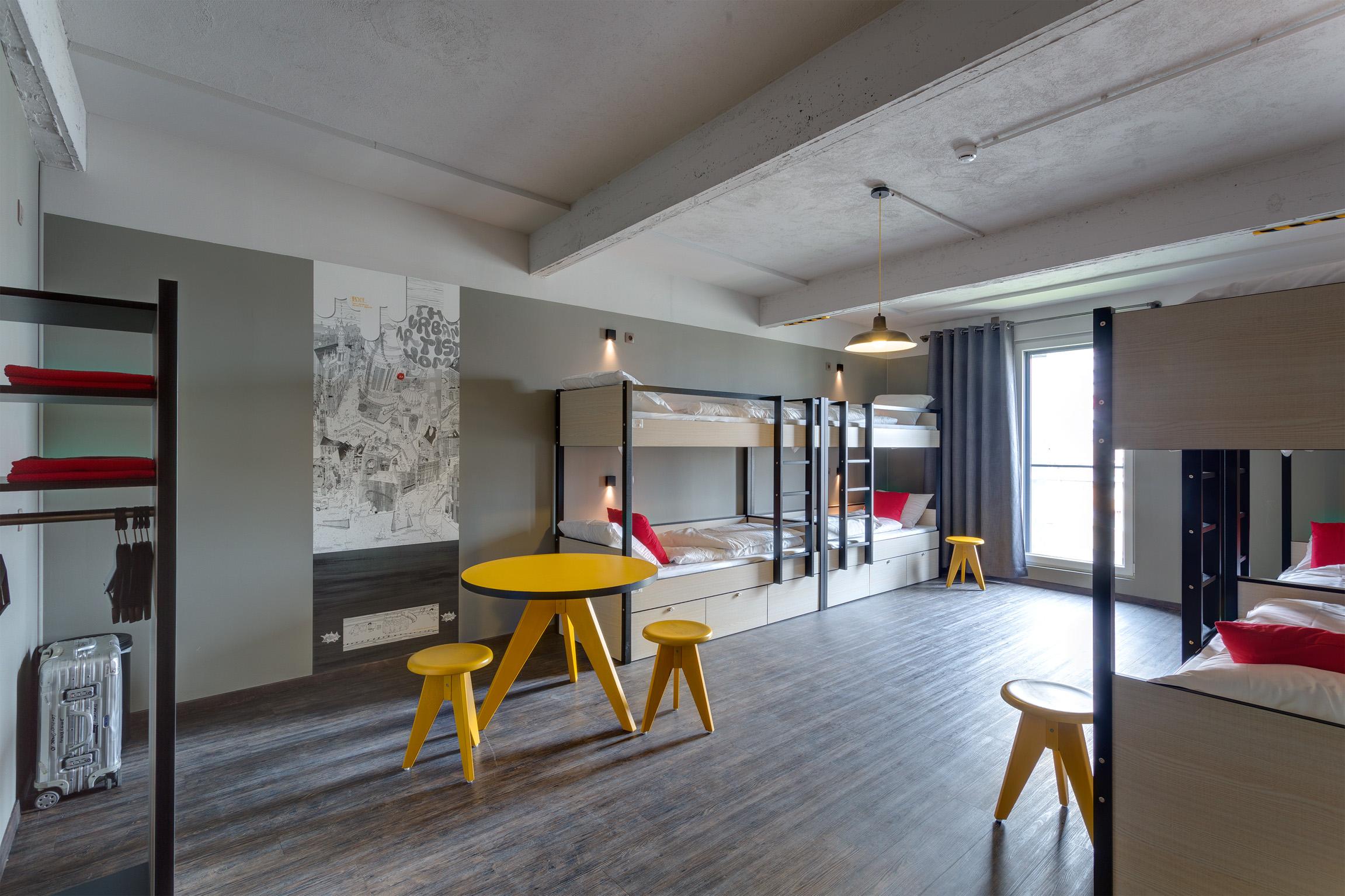 Meininger Hotel Brussels City Center Online Booking