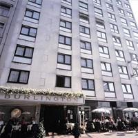 Hotel Burlington Oostende Parking