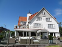 Knokke-heist - Lebeau Hotel Zoute