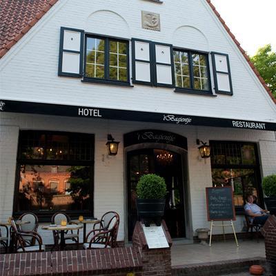 Brugge - Hotel Bagientje