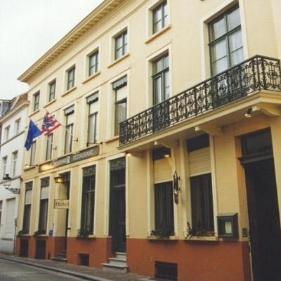 Brugge - Cordoeanier Hotel