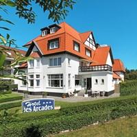 Knokke-Heist - Les Arcades Hotel
