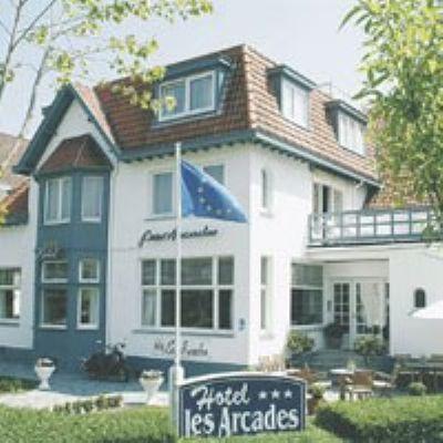 Knokke (Le Zoute) - Les Arcades Hotel