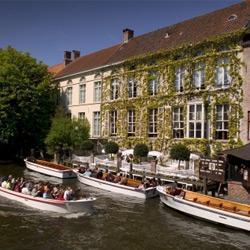 Bruges - Hotel Orangerie