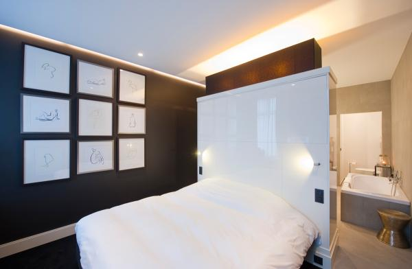 Badkamer Meubel Hoek ~ Les Nuits Hotel  Antwerp Hotel Association