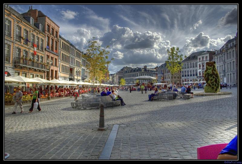 Best western plus hotel lido mons centre online booking for Piscine de mons grand large
