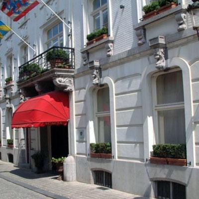 Brugge - BEST WESTERN Hotel Acacia