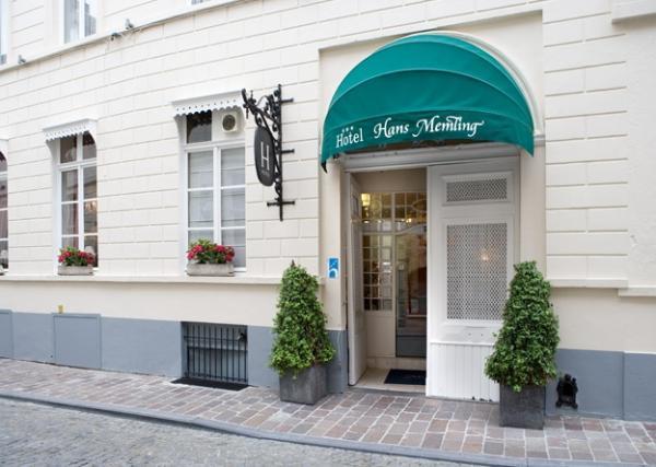 Brugge - Hans Memling Hotel