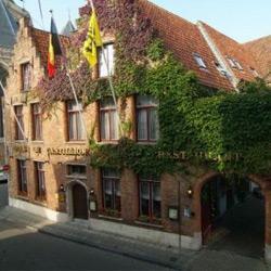 Brugge - De Castillion Hotel