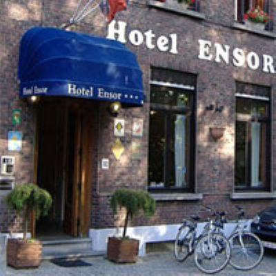 Brugge - Ensor Hotel