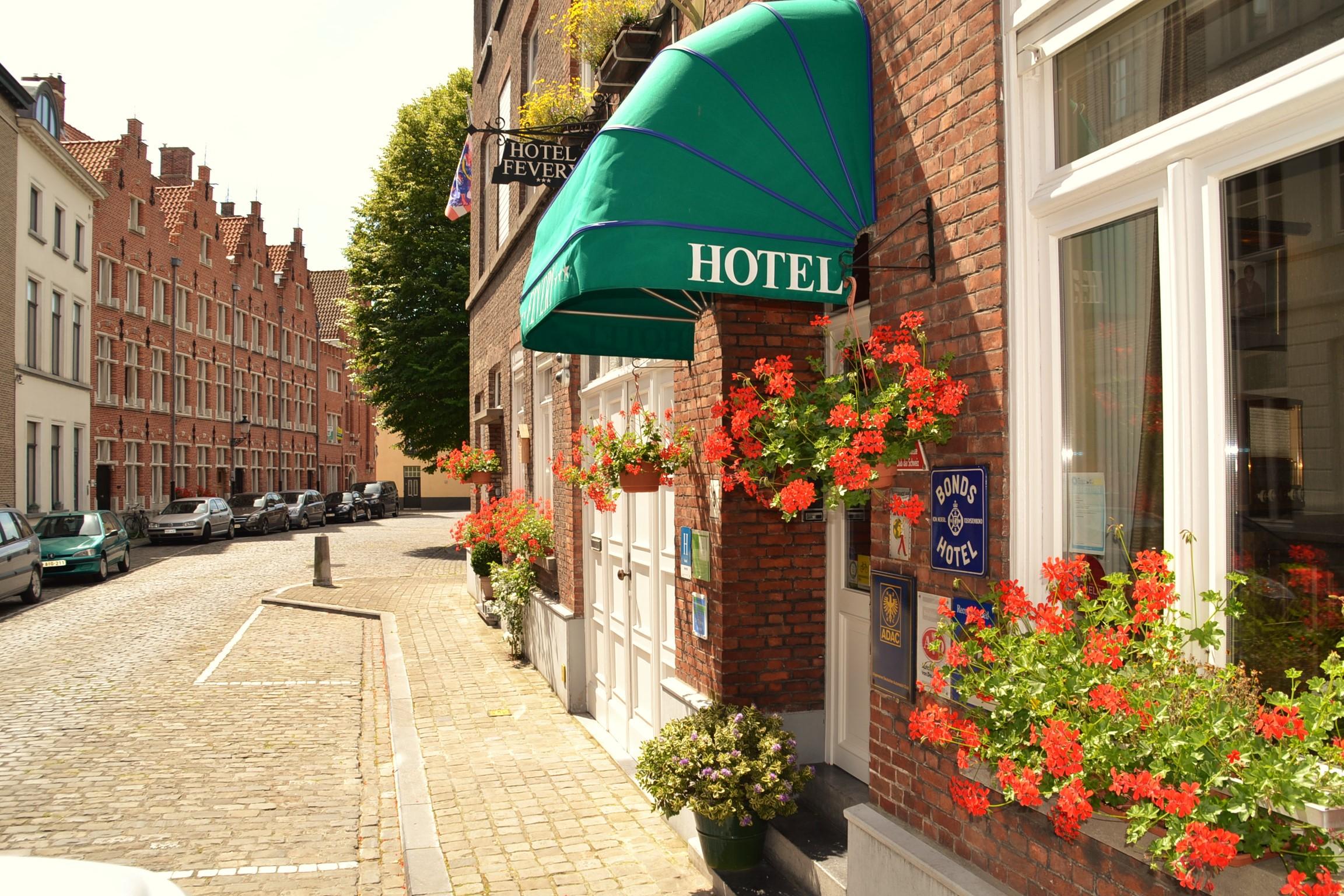 Brugge - Ecohotel Fevery