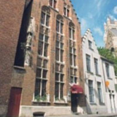 Brugge - Het Gheestelic Hof Hotel