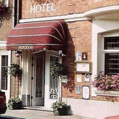 Brugge - Maraboe Hotel