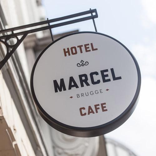 Brugge - Hotel Marcel