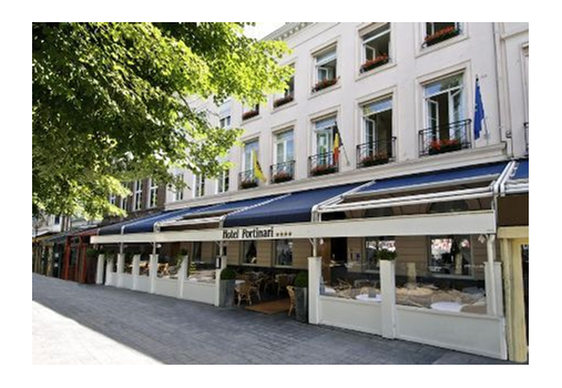 Hotel Portinari Online Booking Brugge