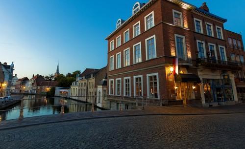 Brugge - Ter Reien Hotel