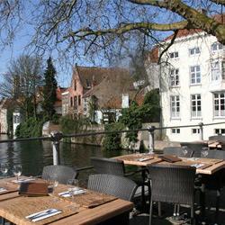 Brugge - Uilenspiegel Hotel