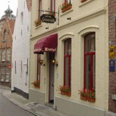 Brugge - Groeninghe Hotel