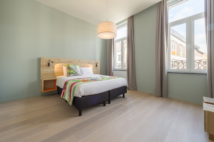 Smartflats design cathédrale online booking liege