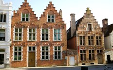 B&B 1669 / Ostend Dune Apartment / Saint Sauveur