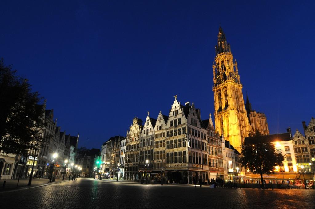 Bourgondisch Antwerpen