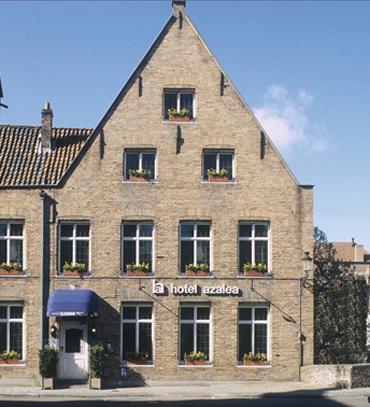 2: Azalea Hotel | Brügge