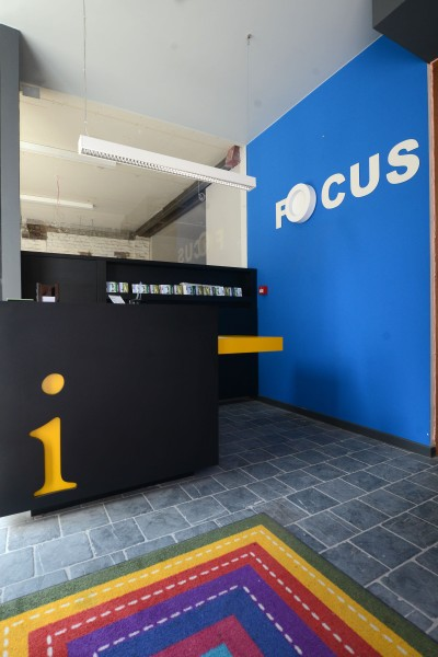 Focus Hotel en Hostel ***