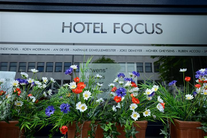 Focus Hotel en Hostel **