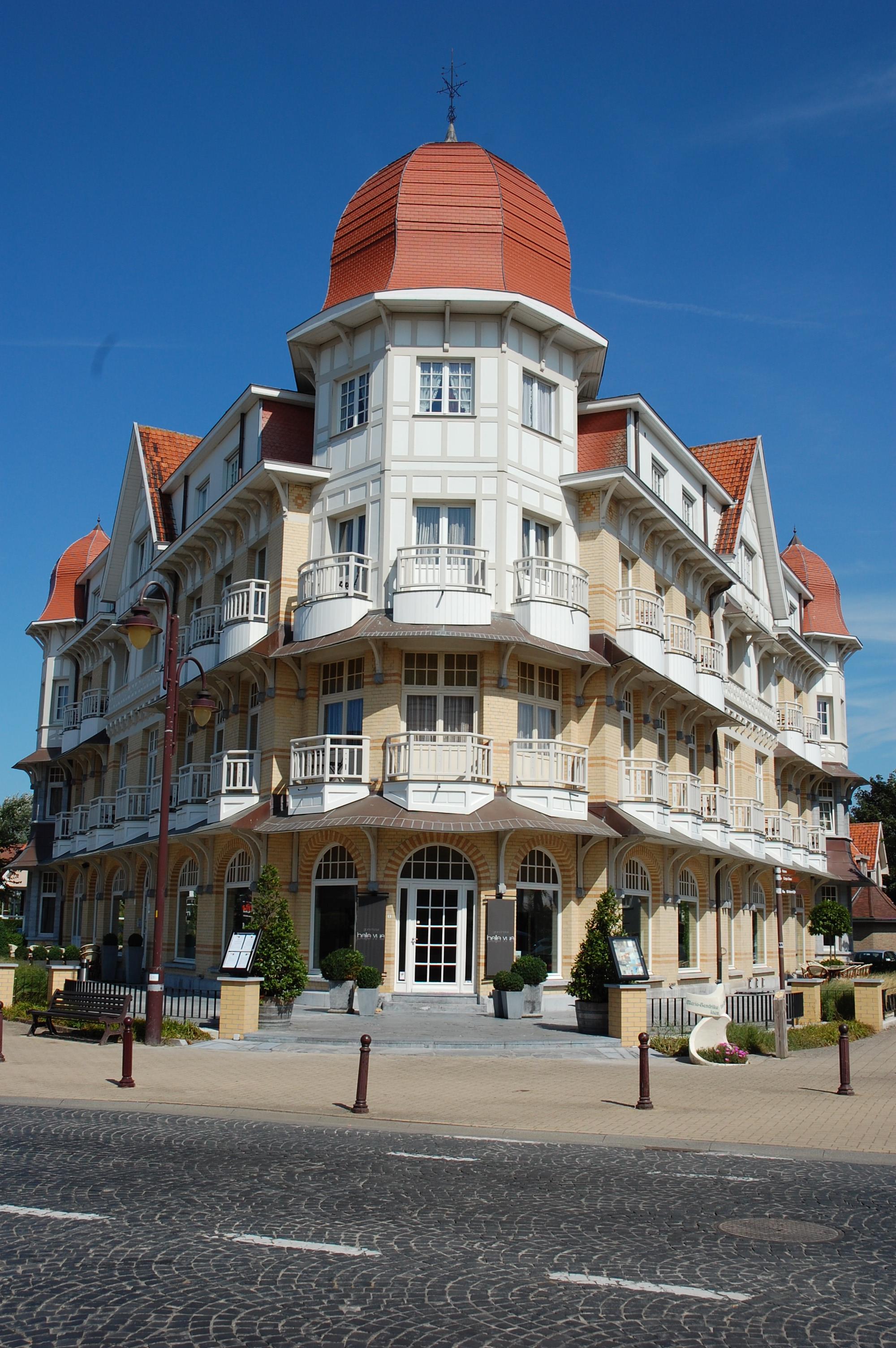 Grand Hotel Belle Vue De Haan