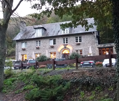 Hotel Auberge d'Alle