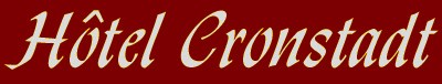 Hotel Cronstadt