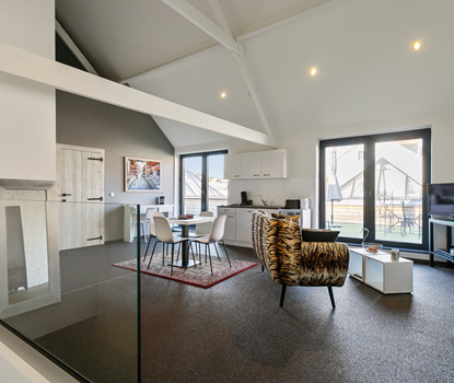 Loft suite Regentiestraat