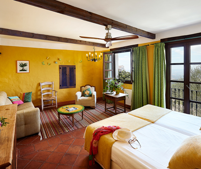 Twin/double room (El Jardín)