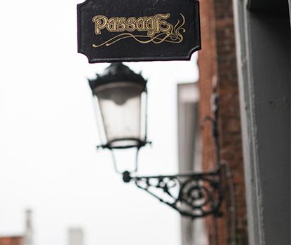 Passage Bruges