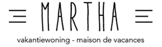 Vakantiewoning Martha